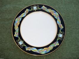 FITZ & FLOYD RUBAN DINNER PLATE - $19.79