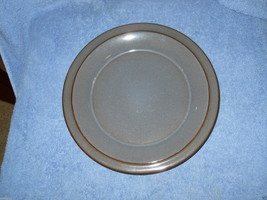 INTERIORS PRAIRIE GRAHPITE BLUE SALAD PLATE - $5.93