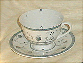 ROYAL DOULTON CAMBRIDGE CUP AND SAUCER SET - $5.93