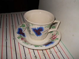 IROQOUIS GREENFIELD VILLAGE CUP AND SAUCER - $6.88