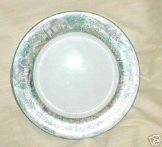 Fitz & Floyd Town & Country  Dinner Plate - $9.40