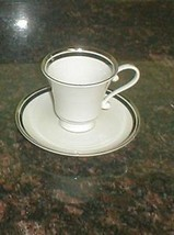 EDGERTON SOLITAIRE CUP AND SAUCER SET - $7.91