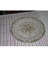 AMERICAN ROYALITY SPRING GARDEN   DINNER PLATE - $9.85