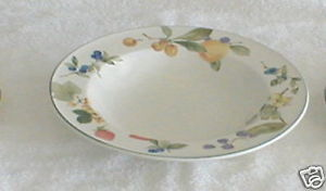 Primary image for MIKASA FRESH FRUIT CAA33 SOUP BOWL