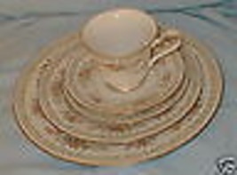 NORITAKE HOMAGE 5 PIECE PLACE SETTING - $31.67