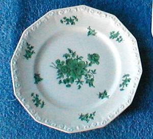Primary image for ROSENTHAL GREENBRIAR SALAD PLATE
