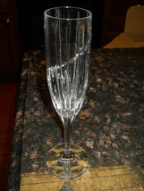 MIKASA UPTOWN FLUTED CHAMPAGNE FLUTE - $10.84