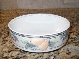 "Mikasa Garden Harvest 6 3/8"" COUPE Cereal Bowl - $10.88"