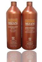 Mizani Moisturfusion Milk Bath + Silk Cream Conditioner 33.8oz - $45.87