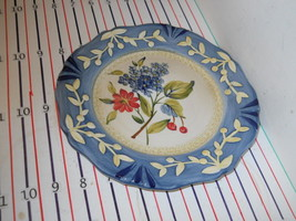 Certified International Flora Salad  Plate C - $7.87