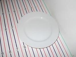 Fitz & Floyd White Shoulders Bread  Plate - $7.87