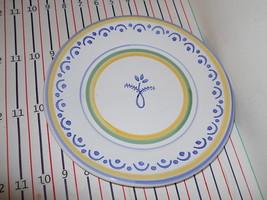 WILLIAMS SONOMA ITALY WSO4   LUNCHEON  PLATE - $9.85