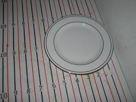 LENOX FEDEREAL PLATINUM  BREAD PLATE - $6.88