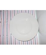 LENOX BASIC WHITE BREAD PLATE - $5.89