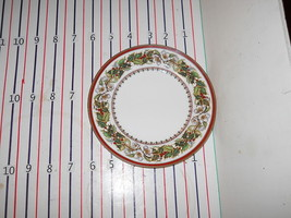 SPODE CFHRISTMAS ROSE BREAD PLATE - $19.75