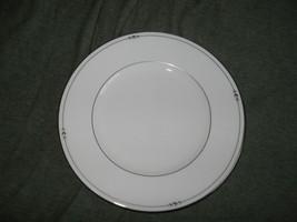 Royal Doulton Precious Platinum  Bread  Plate - $8.37