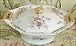 HAVILAND PERSIAN GARDEN COVERED VEGETABLE SERVER - $71.16