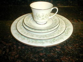 NORITAKE SAVANNAH  5 PIECE PLACE SETTING - $19.75