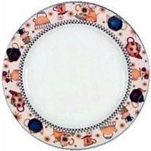 Sakura Tea Pots Teapots  Dinner  Plate - $7.87