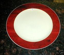 "SAKURA BARNS CHOP PLATE ROUND SERVING PLATTER 12 1/2"" - $11.88"