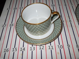 FITZ & FLOYD IMPERIAL DYNASTY CUP AND SAUCER - $7.87