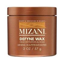 Mizani Defyne Wax High Definition and Hold for Unisex, 2 Ounce - $13.90