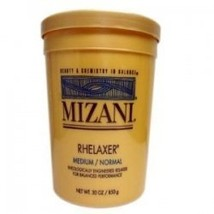 Mizani Rhelaxer for Medium and Normal Hair for Unisex, 30 Ounce - $19.31