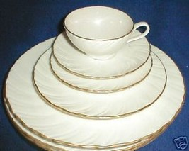 LENOX LAURENT CUP AND SAUCER SET - $10.87