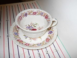 WEDGWOOD CORNFLOWER CUP AND SAUCER  EX COND - $13.81