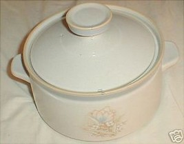 "NORITAKE AUTUMN DAY 6"" COVERED CASSEROLE - $25.69"