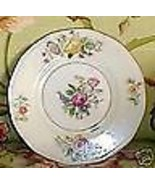 COMMUNITY CHINA BOUQUET BREAD  PLATE - $4.95