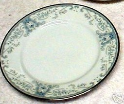 LENOX WHITE HEATHER   BREAD  PLATE - $5.69
