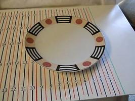 STUDIO NOVA RINGSIDE  DINNER PLATE - $14.60