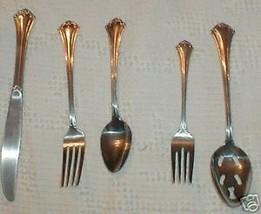 INTERNATIONAL  PARK MANOR  DINNER KNIFE - $2.23