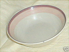 Mikasa Coral Surf P3001 Round Serving Bowl - $10.89