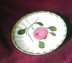 Blue Ridge Pottery Apple Trio Bread  Plate 6 1/4 - $8.91