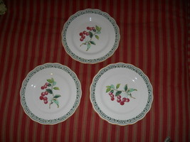 Nikko Medley  Set Of 3 Salad  Plates - $14.80