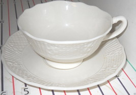 LENOX WASHINGTON WAKEFIELD CUP AND SAUCER SET - $12.86