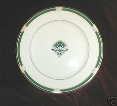 FITZ & FLOYD SOMERSET ACCENT SALAD PLATE - $9.90