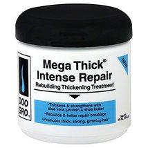 Doo Gro Mega Thick Rebuilding Intense Repair Thickening Treatment, 16 Ounce - $13.90