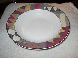 Studio Nova Palm Desert Round Serving Bowl - $7.77