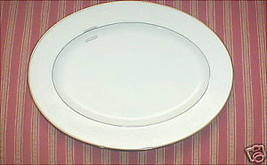 "NORITAKE SORRENTO SERVING PLATTER 11 1/2"" - $21.53"