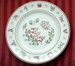 Johnson Brothers Twelve Days Of Christmas Salad Milking - $7.71