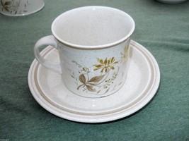 Royal Doulton Sandsprite cup and saucer set - $3.95
