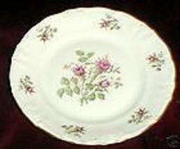 ROYAL HEIDELBERG MOSS ROSE BREAD  PLATE - $3.96