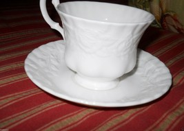 Royal Albert Old English Garden cup and saucer Set - $9.85