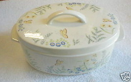 "Lenox Cinderella Oven to Table 11"" Oval Casserole - $48.51"