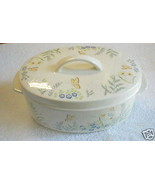 """Lenox Cinderella Oven to Table 11"""" Oval Casserole - $48.51"""