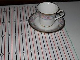 Noritake Embassy Suites 9756 Cup and Saucer Set - $9.85