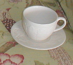 PTS COVENTRY ACANTHUS CUP AND SAUCER - $10.88
